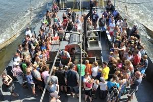 Groepsuitje-Groepsactiviteit-Kotter-Garnalen-Vissen-Texel-De Krim