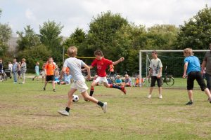 Trainingskamp-Schoolreisje-Groep-Voetbal-Texel-De Krim